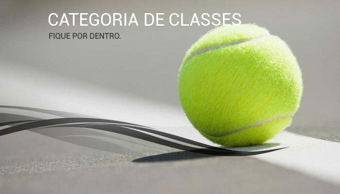 Fterj - Categoria de Classes - Fique por dentro!